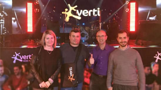 Verti Music Place: concorso diVERTIti con Radio Italia